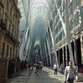 Toronto architektura Zdjęcie Stock