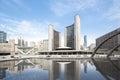 Toronto City Hall Canada Royalty Free Stock Photo