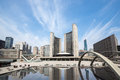 Toronto City Hall Royalty Free Stock Photo