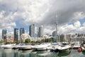 Toronto City View Royalty Free Stock Photo