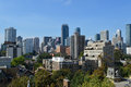 Toronto condo buildings Royalty Free Stock Photo