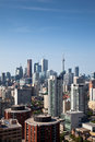 Toronto downtown, Canada Royalty Free Stock Image