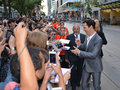 Toronto international film festival september actor benedict cumberbatch signs autographs at the for his new years a Stock Images