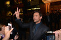 Toronto international film festival september actor hugh jackman meets fans at the for his new prisoners on september Royalty Free Stock Photos
