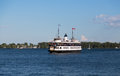 Toronto Islands Ferry Royalty Free Stock Photo