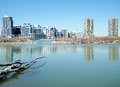 Toronto Lake Humber Bay 2010 Royalty Free Stock Photo