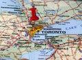 Toronto Royalty Free Stock Photo