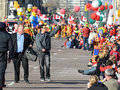 Toronto's 108th Santa Claus Parade Royalty Free Stock Photography
