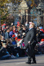 Toronto's 108th Santa Claus Parade Stock Photo