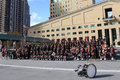 Toronto scottish regiment a gathering of the in mississauga canada on remembrance day weekend Royalty Free Stock Photo