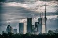Toronto Skyline No Logos Silver