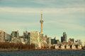 Toronto Skyline, Ontario, Canada Royalty Free Stock Photo