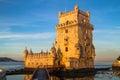 Torre de Belem tower, Lisbon