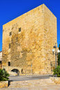 Torre de Pilats in Tarragona, Spain Stock Photos