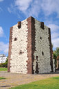 Torre del conde el tower in la gomera island Royalty Free Stock Image