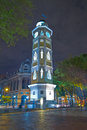 Torre del reloj guayaquil ecuador malecon see my other works in portfolio Stock Photo