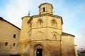 Torre del rio the historic templar church of in spain Royalty Free Stock Image