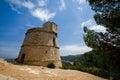 Torre Des Molar Ibiza Royalty Free Stock Photo
