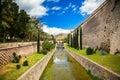 Torrent de sa riera the river in palma mallorca spain Stock Photography