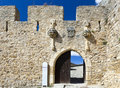 Torres Vedras Castle Royalty Free Stock Photo