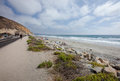 Torrey Pines State Beach Royalty Free Stock Photo