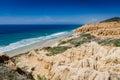 Torrey Pines State Natural Preserve - California Royalty Free Stock Photo