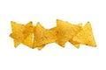 Tortilla Chips Royalty Free Stock Photo