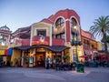 Tortilla Jo's restaurant at Downtown Disney Royalty Free Stock Photo