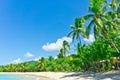 Tortola british virgin islands beautiful view of Stock Image