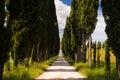 Toscana tuscany landscape view italy Royalty Free Stock Photos