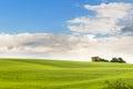 Toscana tuscany landscape view italy Royalty Free Stock Image
