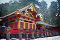 Toshogu Shrine in Nikko Royalty Free Stock Image