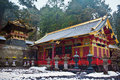 Toshogu Shrine in Nikko, Japan Royalty Free Stock Photos