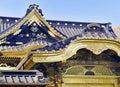 Toshogu shrine in ueno park tokyo japan Royalty Free Stock Images
