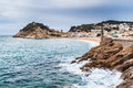 Tossa de Mar Royalty Free Stock Photo
