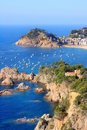 Tossa de Mar Royalty Free Stock Images