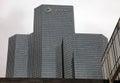 Total tower tour in paris la defense business center Stock Photos