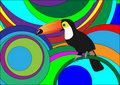 Toucan. Royalty Free Stock Photos