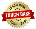 touch base badge
