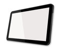 Touchscreen Tablet Stock Photography