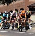 Tour Of Alberta Bike Race Royalty Free Stock Photo