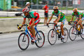 Tour of Austria 2008 Royalty Free Stock Images