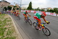 Tour of Austria 2008 Stock Images