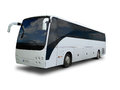 Tour bus Royalty Free Stock Photo