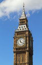 Tour d'horloge de Big Ben Photographie stock
