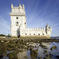 Tour de Belem, Lisbonne Photo stock