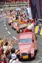 Tour de France 2009 Royalty Free Stock Photo