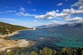 Tour de martello st florent corse Images stock