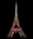 Tour Eiffel Royalty Free Stock Photo
