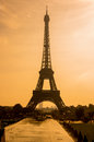 Tour Eiffel in Paris, France Royalty Free Stock Photo